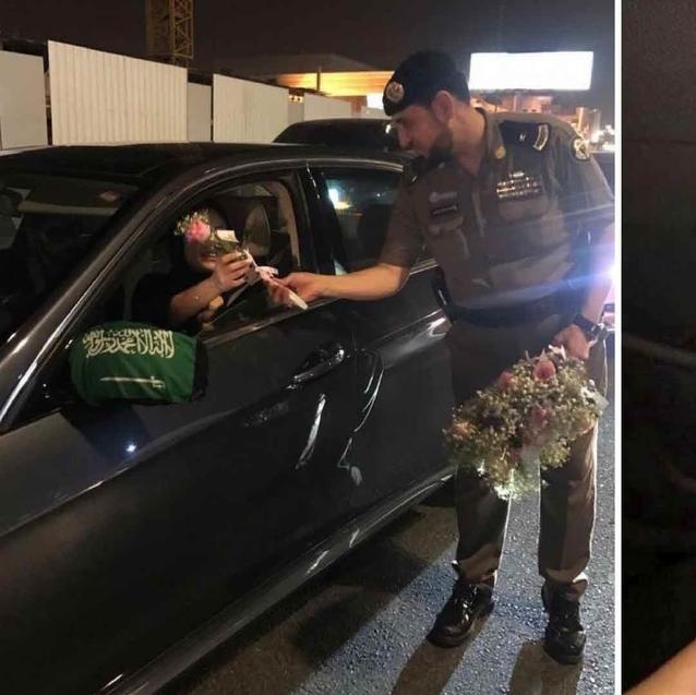 9 Brilliant Throwback Posts To Celebrate Women Driving In Saudi Arabia