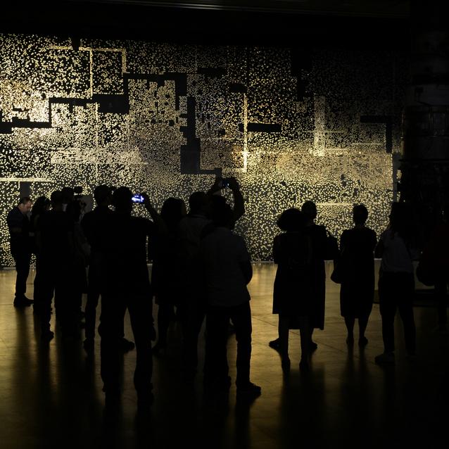Lebanese National Pavilion Goes Global