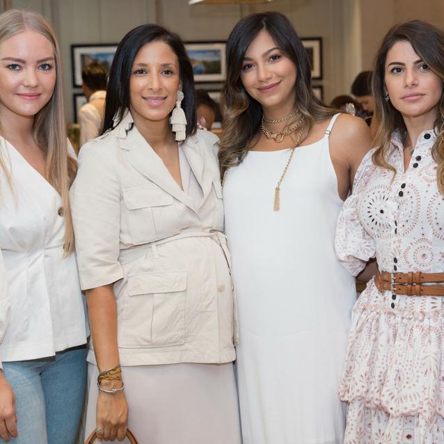 Pictures: Bazaar's Breakfast With Clinique