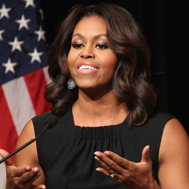 Michelle Obama Shares The One Piece Of Parenting Advice That She Follows