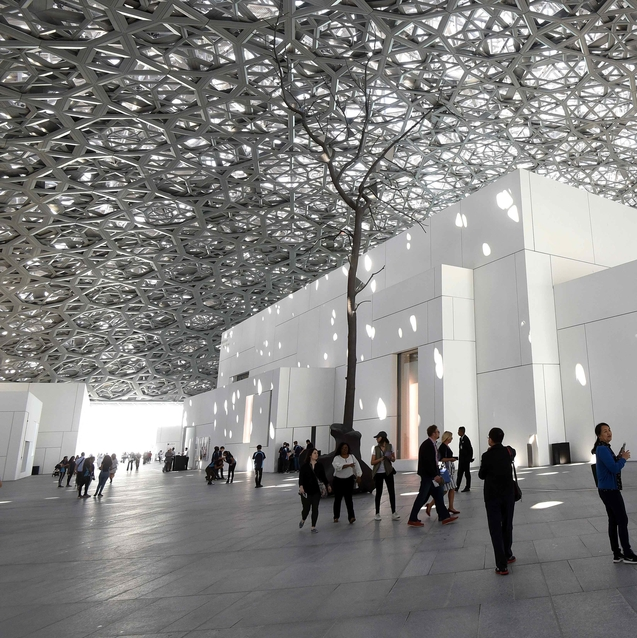 Louvre Abu Dhabi Announces New Season Line-Up