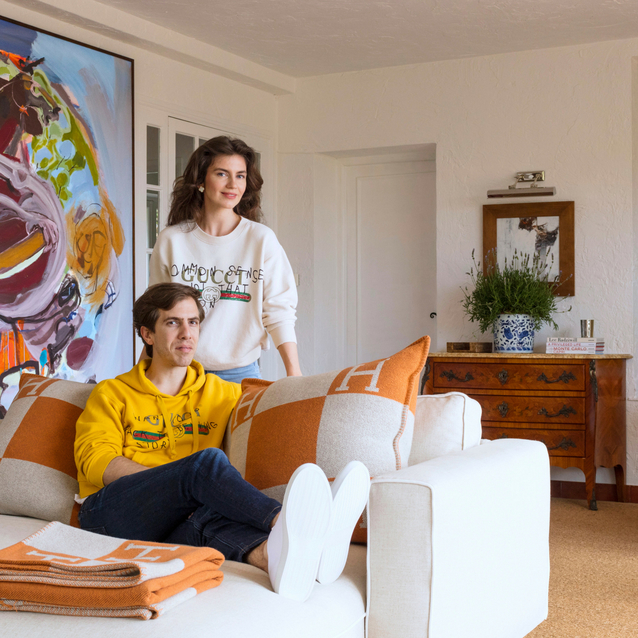 Sassan And Maria Behnam-Bakhtiar's Dialogue Of Beauty In Their Private Art Collection