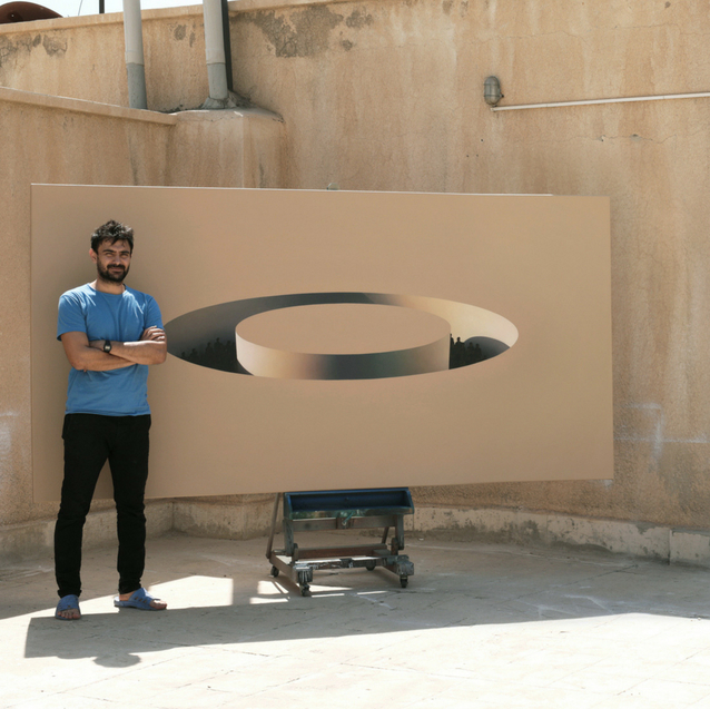 Artist Known As Iran's Banksy Raises Hope Through Art