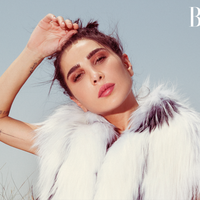 Who's That Girl? Bazaar Meets Dana Hourani