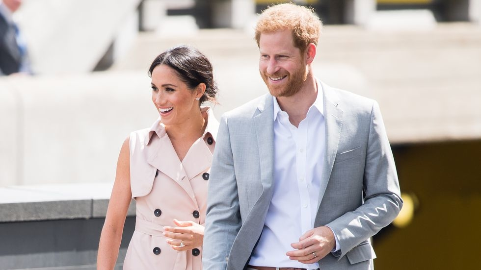 This Is How The Duchess Of Sussex Will Spend Her First Royal Birthday