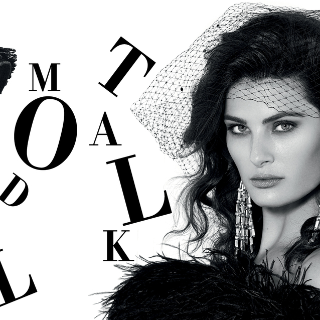 Supermodel Isabeli Fontana Shares Three Decades Of Experience With Breakthrough Saudi Model Taleedah Tamer