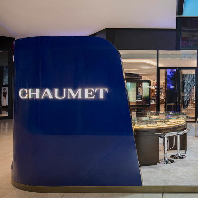 Chaumet Hints At New Boutique Design In The Dubai Mall
