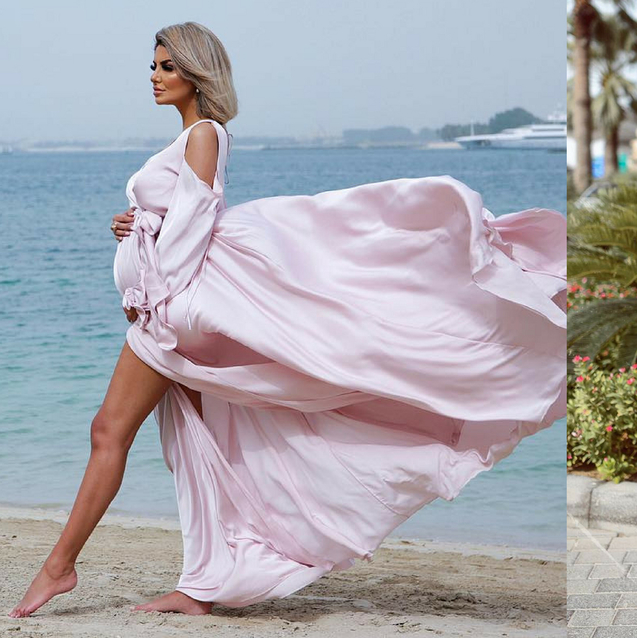 8 UAE-Based Mums-To-Be Who Are Maternity Style Goals