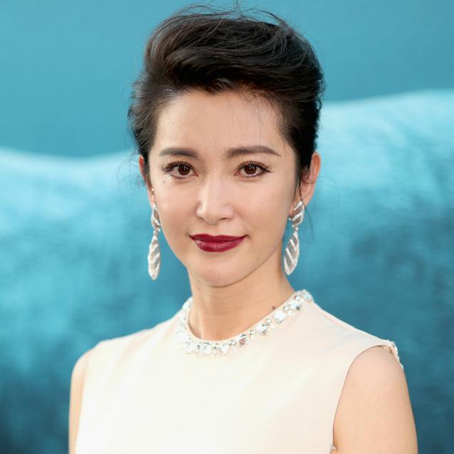 Li Bingbing Chose A Lebanese Designer For 'The Meg' Premiere
