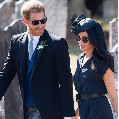 Prince Harry Attended A Wedding With A Hole In His Shoe And We Totally Missed It