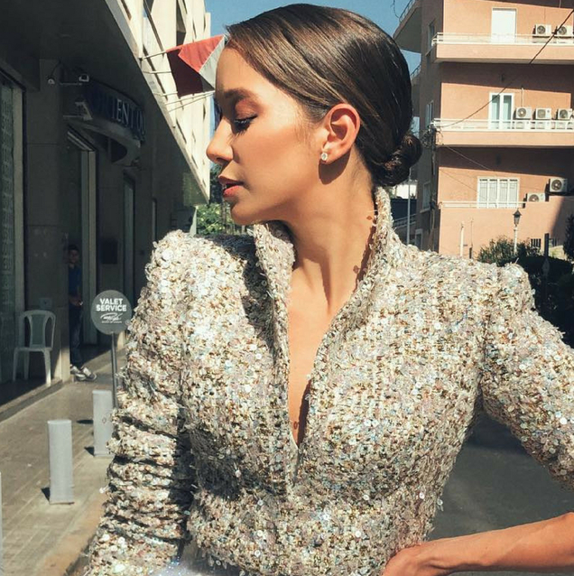 There Might Be A Lana El Sahely X Rami Kadi Collaboration On The Way
