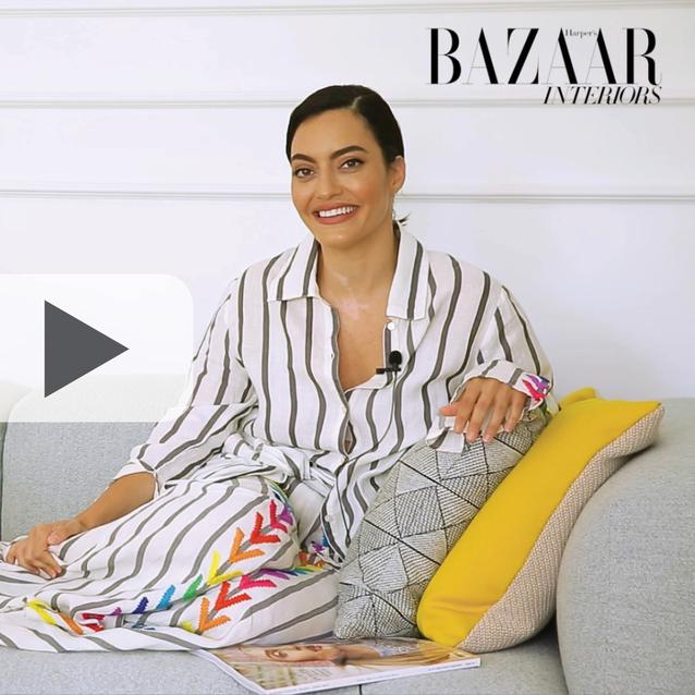Watch: An Exclusive Look Inside Karen Wazen Bakhazi's Dubai Home