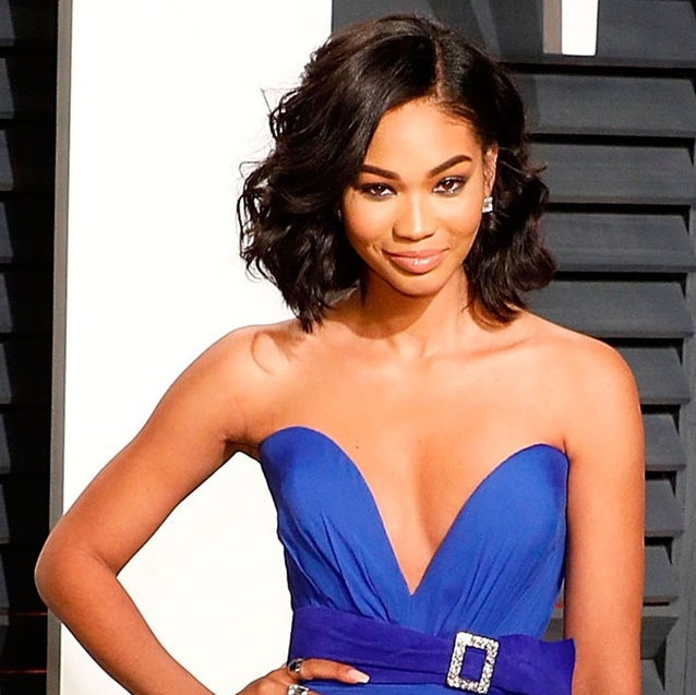 Chanel Iman Welcomes Her First Baby Girl