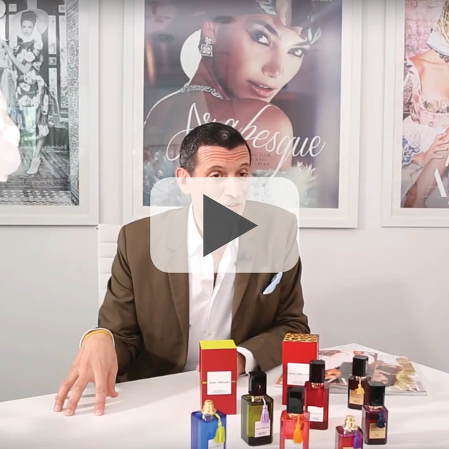 Watch: Diana Vreeland's Grandson Introduces Fragrances In His Grandmother's Memory