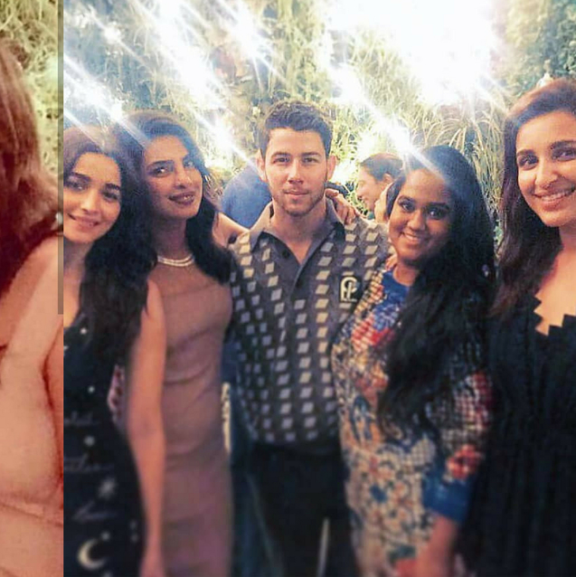 All The Pictures From Priyanka Chopra and Nick Jonas' Engagement Party
