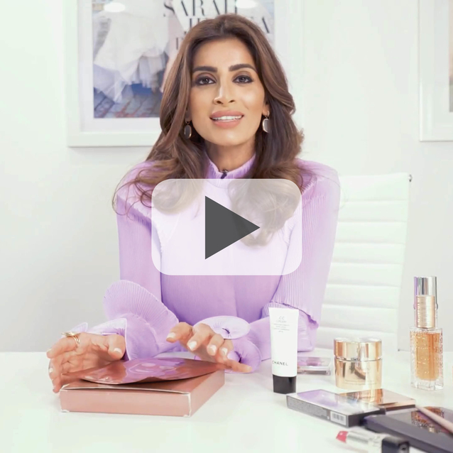 Watch: Rosemin Madhavji Reveals Her Top Six Beauty Must-Haves