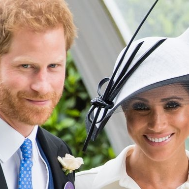Meghan Markle And Prince Harry Just Adopted A New Rescue Dog