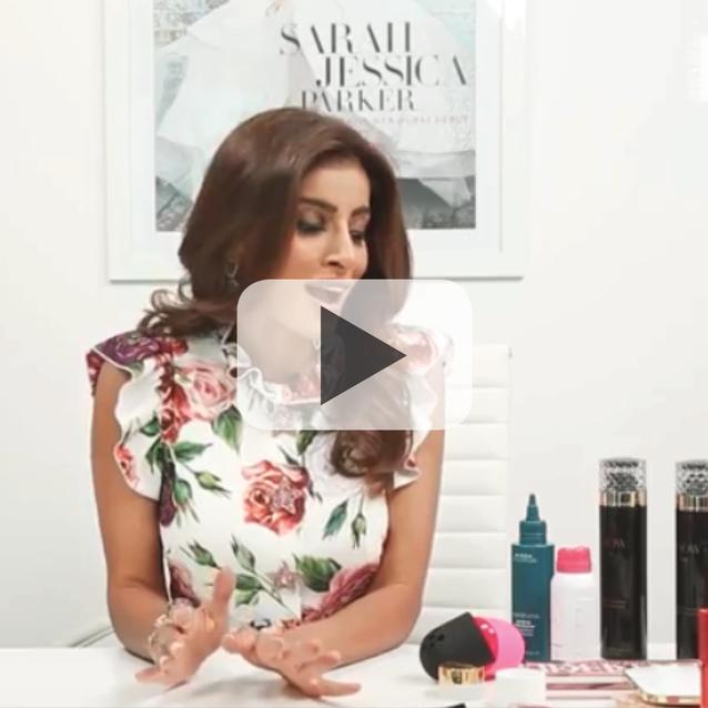 Watch: Rosemin Madhavji On Her End-Of-Summer Skin & Hair Saviours