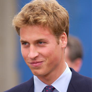 Prince William Has A Harry Potter Scar On His Forehead And The Story Behind It Is Wild