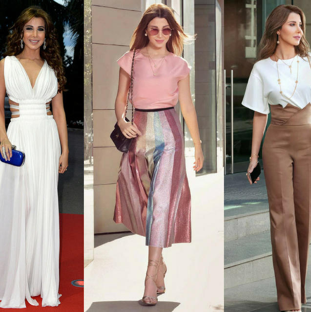 #StyleFile: Nancy Ajram