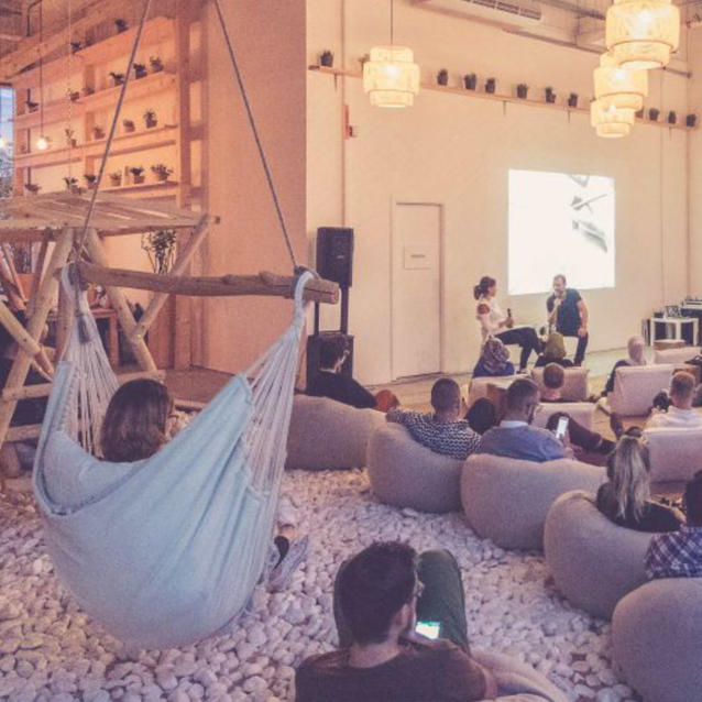 Tired of Art Podcasts? Try These Talks from Dubai's Alserkal Avenue