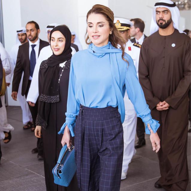 How To Dress Like Queen Rania Of Jordan
