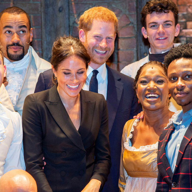 Pictures: All The Photos Of The Duke And Duchess Of Sussex At The Sentebale Fundraiser