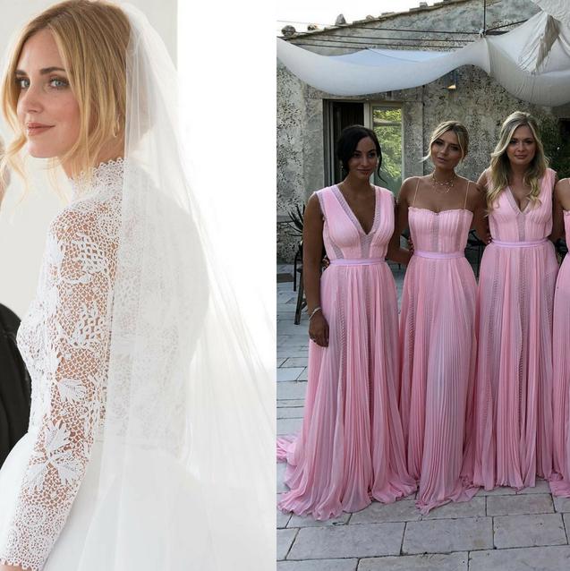 The Best Instagram Snaps From Chiara Ferragni's Incredible Italian Wedding