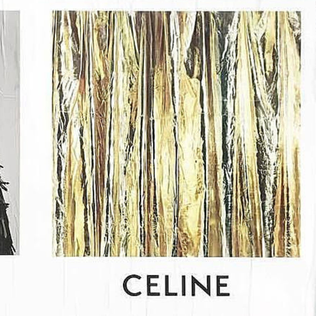 Hedi Slimane Drops The Accent From Celine