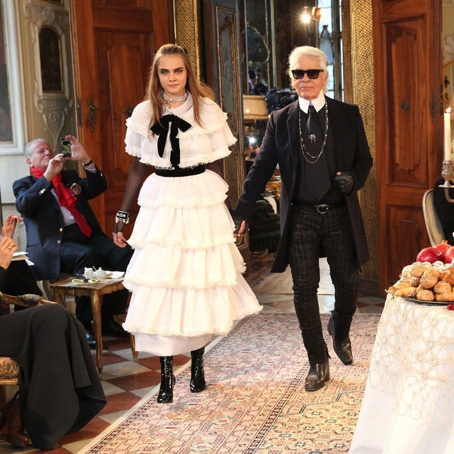 Chanel To Show At The Met This December