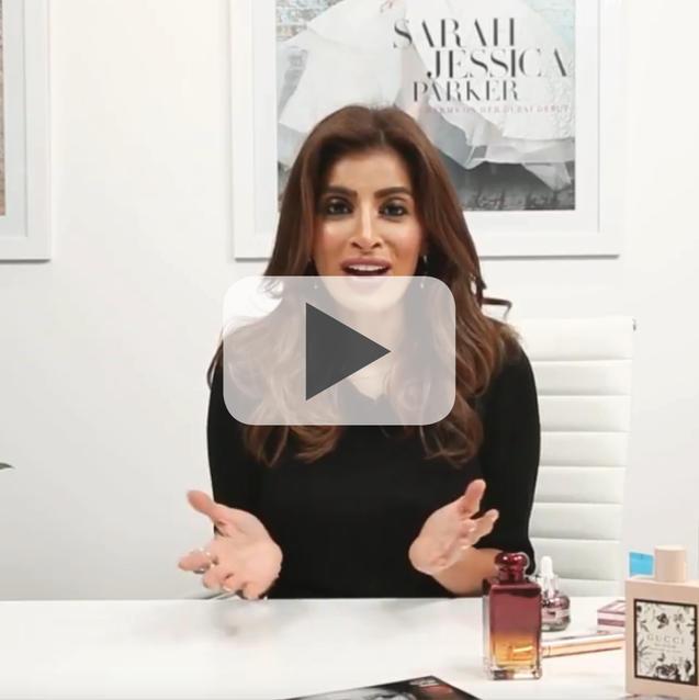 Watch: Rosemin Madhavji's Fashion Week Beauty Survival Kit
