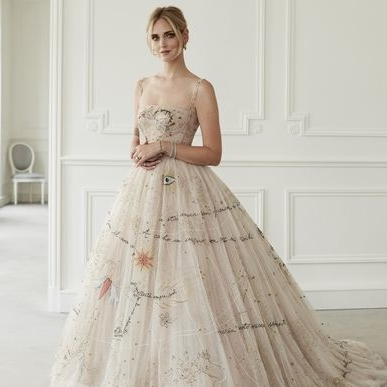 Chiara Ferragni's Wedding Dress Is More Influential Than Meghan Markle's