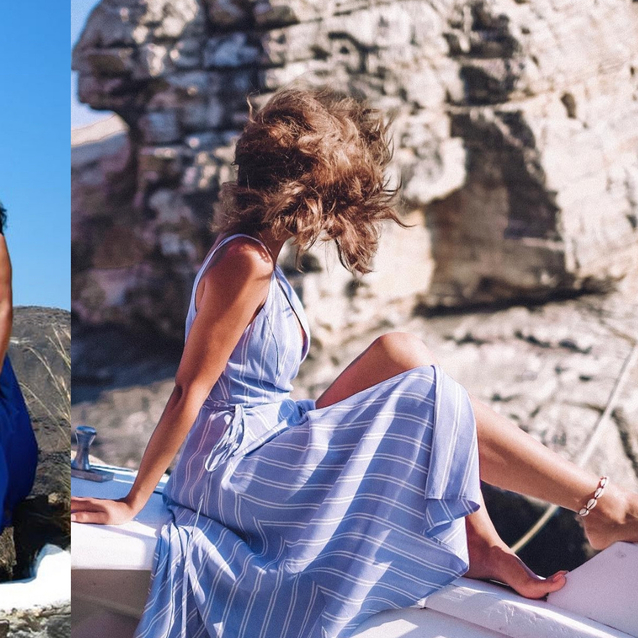 The Best Celebrity Summer Vacation Snaps
