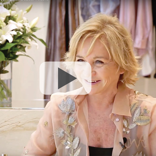Watch | Famous Faces: Alberta Ferretti On Iconic Fashion Industry Moments
