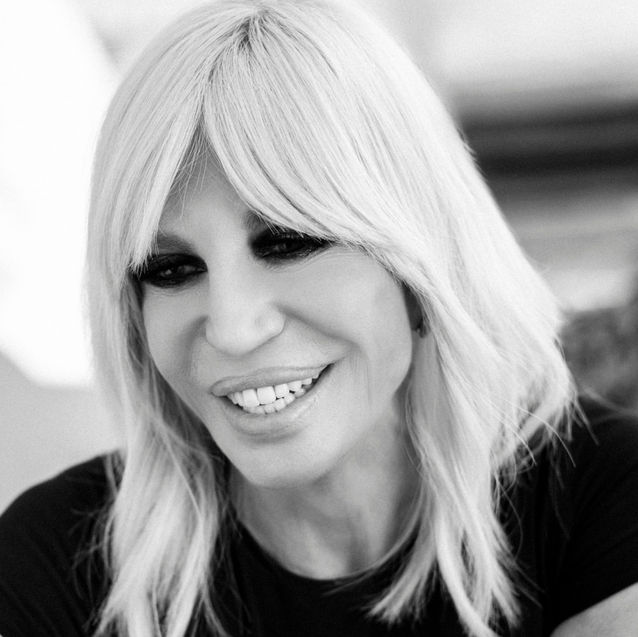 Interview: Donatella Versace On Lessons She's Learnt From Arab Women