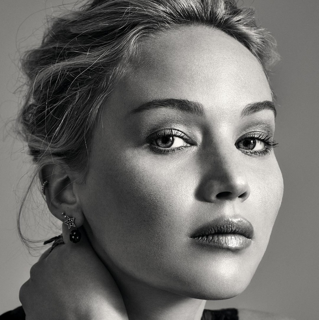 Interview: Jennifer Lawrence On Being The Face Of Dior's New Fragrance, Joy