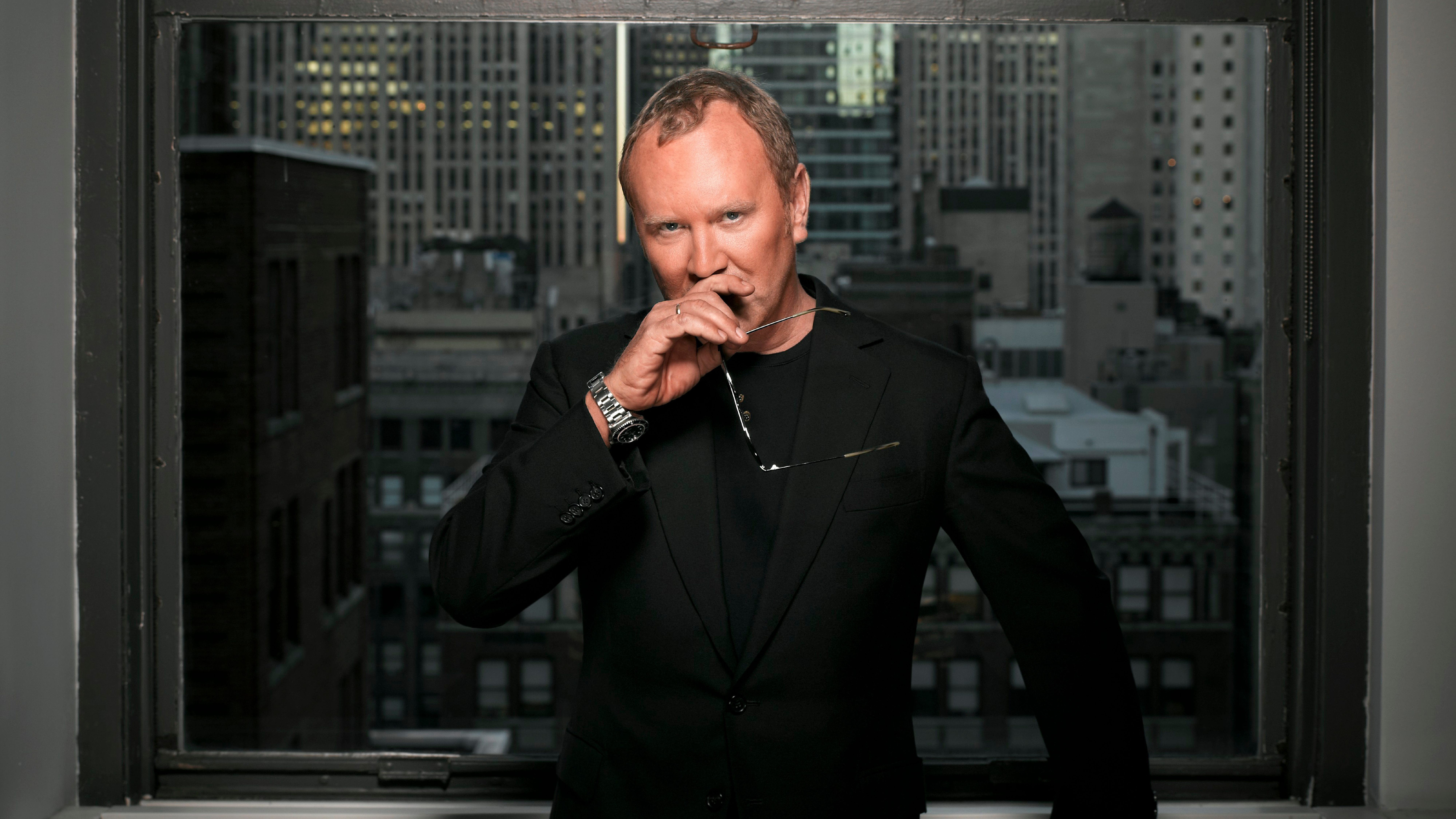 A Day In The Life Of Michael Kors