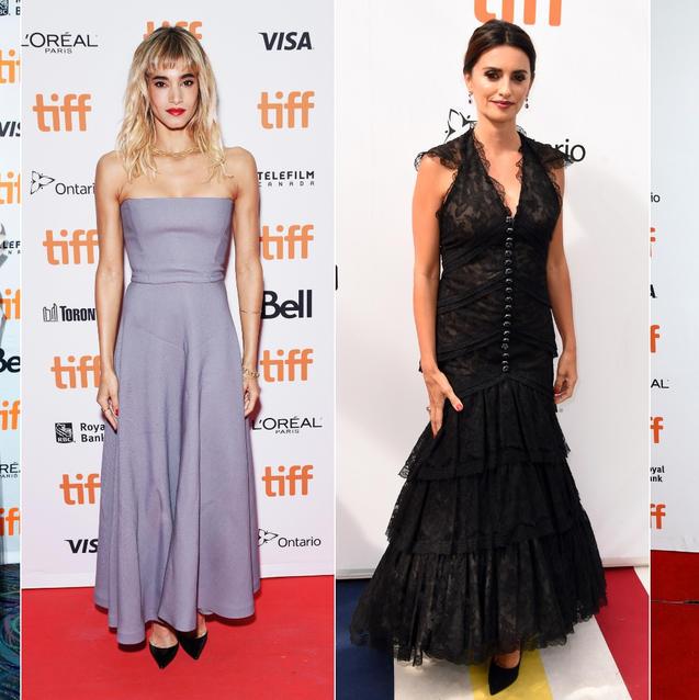 Toronto Film Festival 2018: The Best Red Carpet Looks