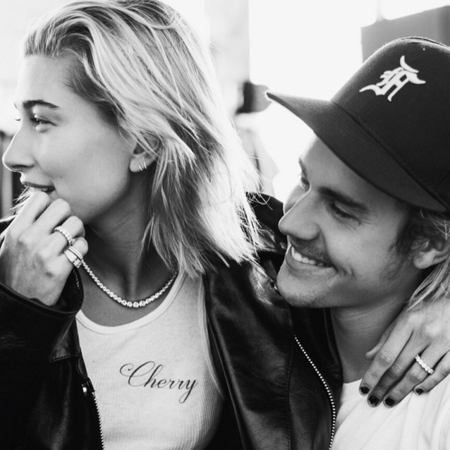 All The Details On Justin & Hailey's Tiffany & Co. Wedding Rings