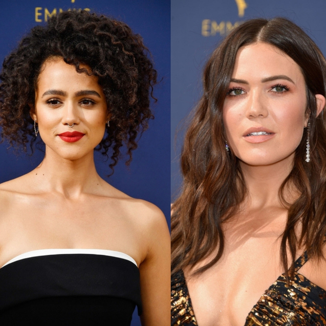 The Best Beauty Looks From The 2018 Emmys Red Carpet