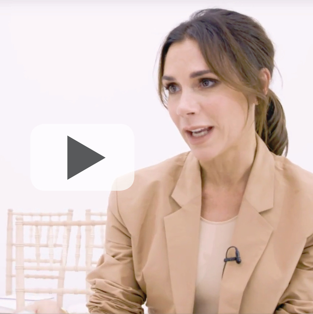 Watch: Victoria Beckham On Picking Her Favourite Child, Wanting Her Bed And Why She's Ok Being Called Grumpy