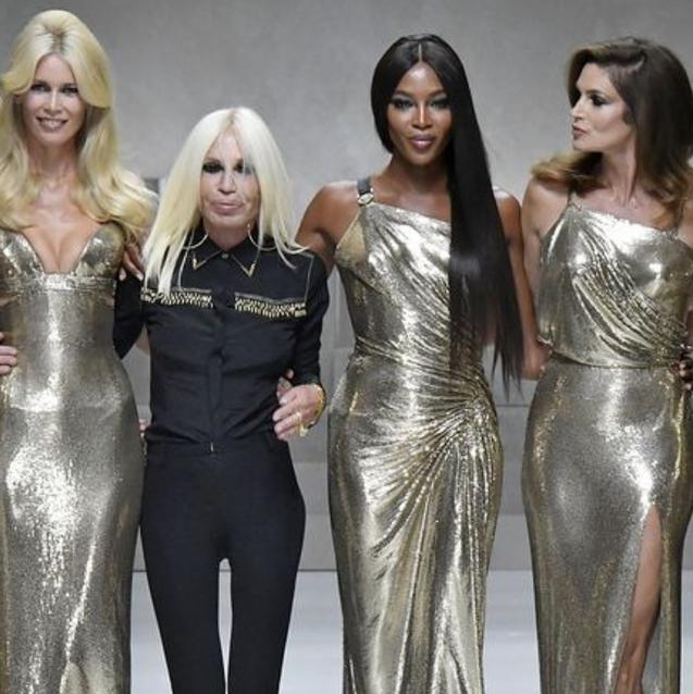 News Alert: Michael Kors Is Buying Versace