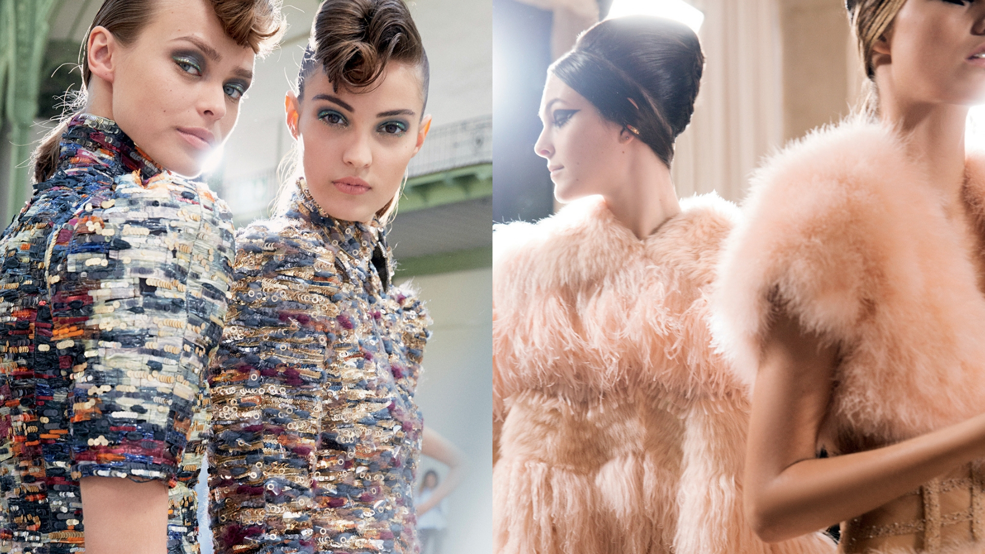 Dior, Fendi, And Other Fashion Powerhouses Bring Couture Back To Its Roots