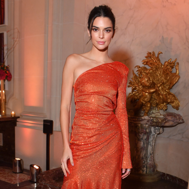 The Secret To Kendall Jenner's Off-Duty Updo Is From A Dubai-Based Brand