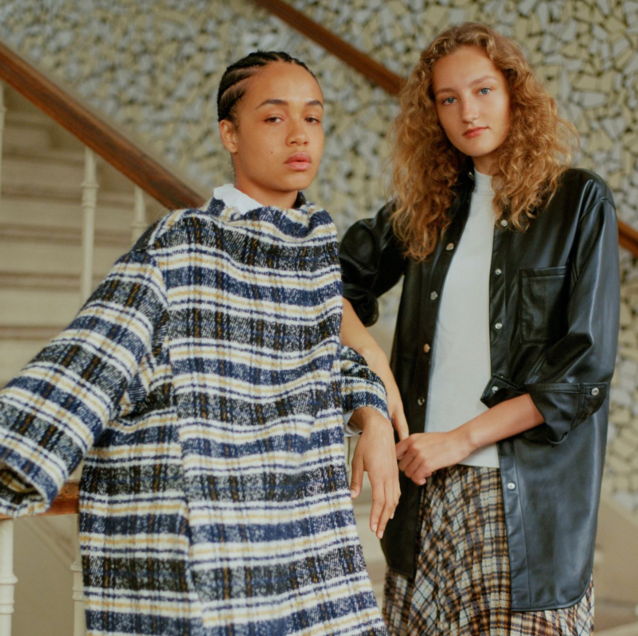 Maje's Autumn/Winter 18 Collection Urges You To Experiment With Your Fashion Identity
