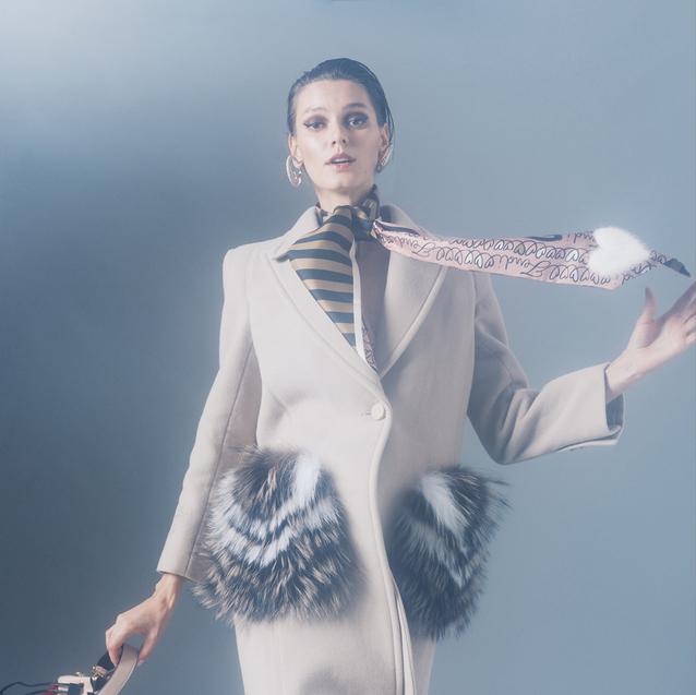 New Season Styles Evoke A Modern Fashion Fantasy