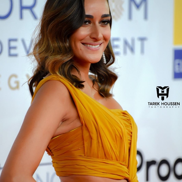 Egyptian Actress Amina Khalil Hits Back At Body Shamers With A Powerful Message