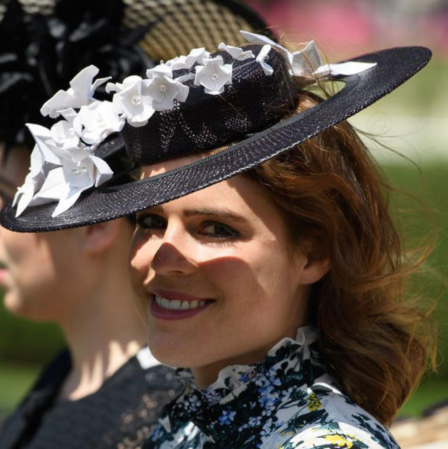 Princess Eugenie Will Likely Wear This Designer Dress To Her Wedding Reception