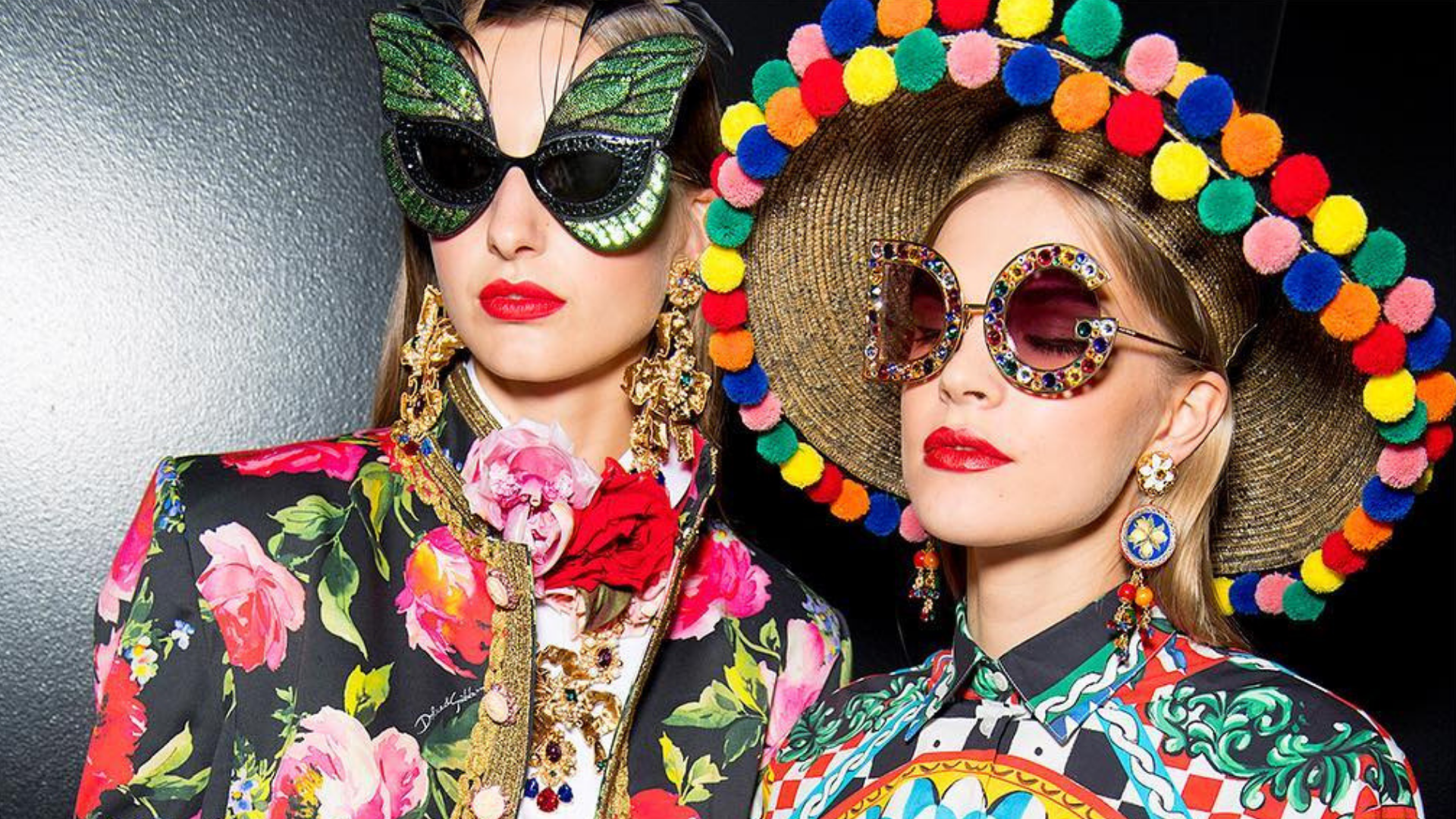 Dolce & Gabbana Is Presenting A Fashion Show In The Dubai Mall Today