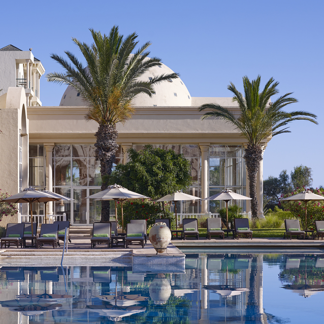 #TheEscape   The Residence Tunisia
